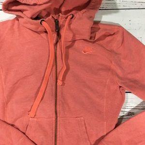 Nike Tops - Nike full zip hoodie jacket